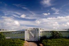 Il cottage del ` s del custode di faro a capo Otway Victoria Austraia Fotografia Stock Libera da Diritti