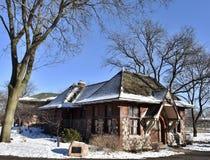 Il cottage di Carlson Fotografia Stock Libera da Diritti