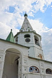 Il Cremlino di Suzdal'nell'ora legale Fotografia Stock Libera da Diritti