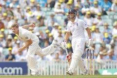 Il cricket internazionale Inghilterra v Australia Investec incenerisce quinto Tes Immagini Stock