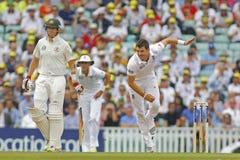 Il cricket internazionale Inghilterra v Australia Investec incenerisce quinto Tes Fotografia Stock