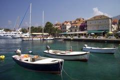 Il Croatia: Cavtat fotografia stock libera da diritti