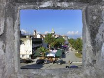 Il Croatia - città Trogir Fotografia Stock Libera da Diritti