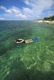 Il Croatia - immersione subacquea Immagine Stock