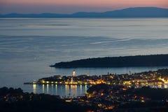 Il Croatia - Rab Fotografia Stock