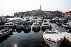 Il Croatia-Rovinj fotografie stock