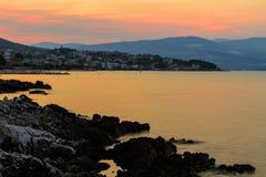 Il Croatia Slatine Fotografie Stock