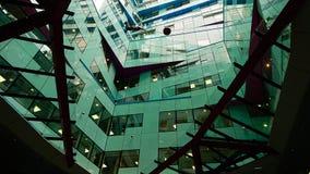 Il cubo Birmingham immagine stock libera da diritti