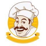 Il cuoco unico illustrazione di stock