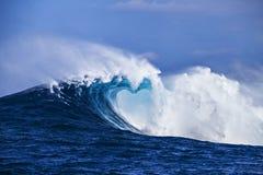 Il cuore dell'oceano Immagine Stock Libera da Diritti
