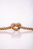 Il cuore della corda Fotografie Stock