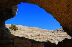 Il cuore delle montagne Fotografia Stock Libera da Diritti