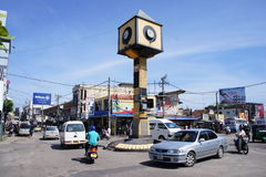 Il cuore di Negombo Immagine Stock
