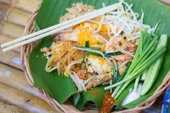 Il cuscinetto tailandese è popolare in Tailandia fotografia stock libera da diritti
