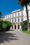 Il d'Arte Antica di Nazionale di galleria. Roma, Italia. Fotografie Stock Libere da Diritti