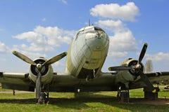 Il Dakota DC3 immagine stock libera da diritti