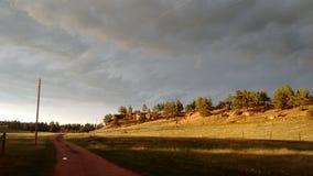 Il Dakota del Sud Fotografie Stock Libere da Diritti