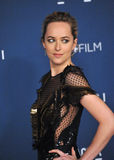 Il Dakota Johnson Fotografia Stock