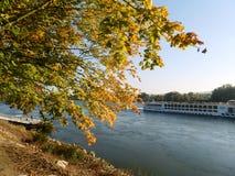 Il Danubio Immagine Stock