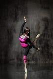 Il danzatore Fotografia Stock