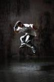 Il danzatore Fotografie Stock Libere da Diritti