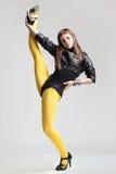 Il danzatore moderno immagine stock libera da diritti