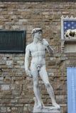 Il David di Michelangelo, Firenze Fotografie Stock Libere da Diritti