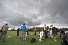 il de aperto Francia 2006, golf il cittadino Fotografia Stock Libera da Diritti