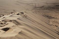 Il deserto bianco Immagini Stock Libere da Diritti