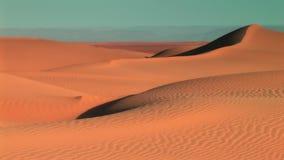 Il deserto di Sahara stock footage