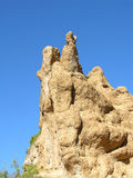 Il deserto oscilla cinque fotografia stock