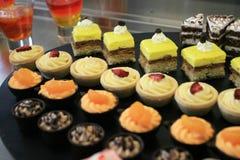 Il dessert Fotografia Stock Libera da Diritti