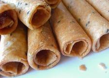 Il dessert tailandese ha chiamato la cinghia muan Immagini Stock Libere da Diritti
