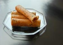 Il dessert tailandese ha chiamato thongmuan Fotografia Stock Libera da Diritti