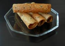 Il dessert tailandese ha chiamato thongmuan Fotografia Stock