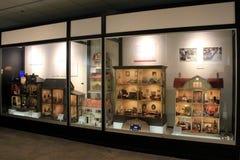 Il dettaglio stupefacente nelle case di bambola si è raccolto da Margaret Woodbury Strong, il forte museo, Rochester, NY, 2017 Fotografia Stock Libera da Diritti