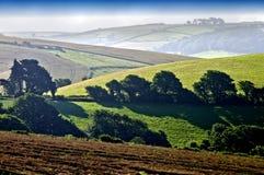 Il Devon Fotografie Stock