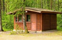 Il di casa museo del fondatore della lingua finlandese Mikael Agricola Immagini Stock Libere da Diritti