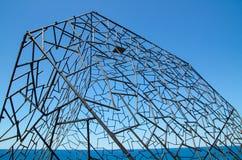 Il ` di Melencolia del ` è un materiale illustrativo scultoreo da Simon Hodgson alla scultura dagli avvenimenti annuali del mare  immagine stock libera da diritti