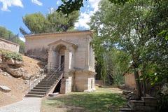 Il ` di Templio del Clitunno del ` - Italia immagini stock
