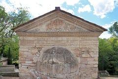Il ` di Templio del Clitunno del ` - Italia immagine stock
