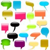 Il dialogo bolle vettore royalty illustrazione gratis
