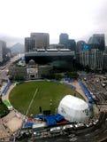 Il diciassettesimo festival cinematografico strano della Corea nel comune di Seoul, 2017 07 15 Immagini Stock Libere da Diritti