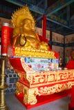 Il dio cinese Fotografia Stock
