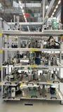 Il dispositivo nell'impianto di produzione della LAMPADA Fotografia Stock Libera da Diritti