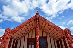 Il Distretto di Rotorua - la Nuova Zelanda Fotografie Stock Libere da Diritti