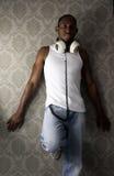 Il DJ equipaggia Immagini Stock