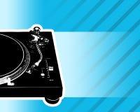 Il DJ party l'aletta di filatoio 02 Immagini Stock Libere da Diritti