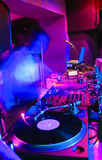 il DJ s pronta Immagine Stock Libera da Diritti