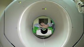 Il Docter lancia uno scannner CT di RMI video d archivio